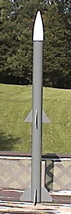 The Launch Pad - AMRAAM AIM-120A {Kit} (K048)