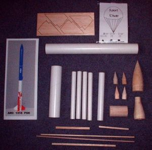 Advanced Rocketry Corporation ARC1318 PSR